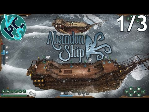 Abandon Ship! 1/3 – Upcoming FTL Type Naval Battle Exploration Game
