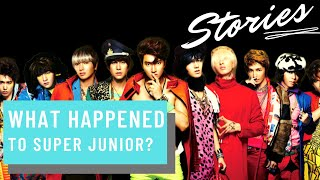 Super Junior is one of the top Kpop groups. They originally debuted...