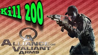 A.V.A Latino Gameplay Kill 200 con Alex Murdoc