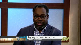 Detroit to go after Amazon headquarters | MiWeek 9/14/17