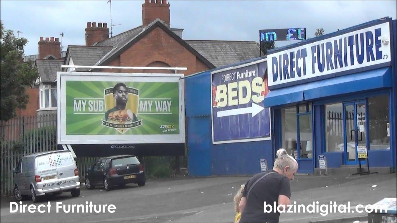 Direct Furniture Belfast YouTube