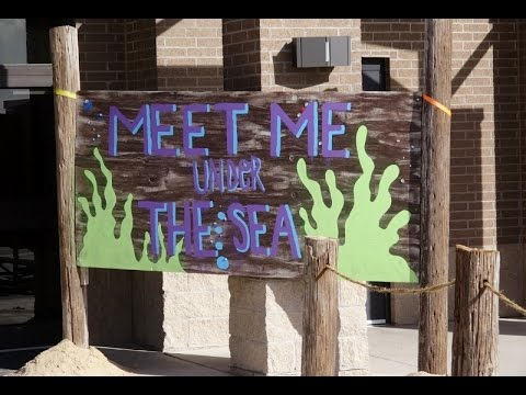 Meet Me Under the Sea 2015 MHS Prom
