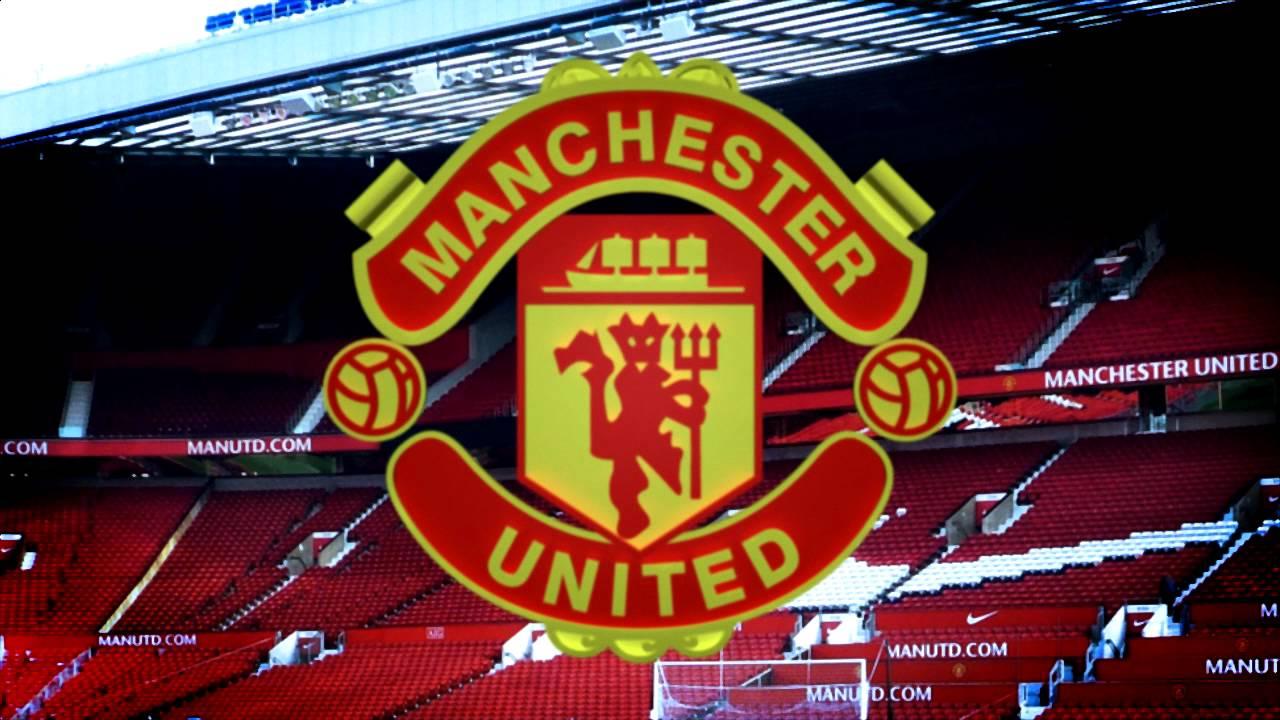 Wallpaper Manchester United Hd Manchester United Logo Break Youtube
