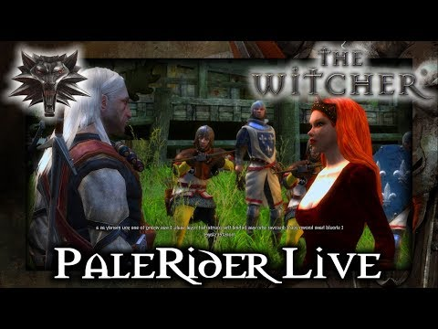 PaleRider Live: The Witcher - Confronting the Conspirators