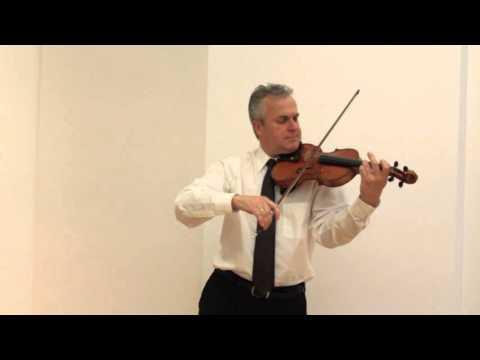 Martin Chalifour Performs