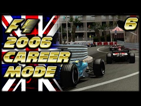 F1 2006 Career Mode Part 6: Silverstone