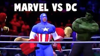 marvel vs dc comics wwe 13
