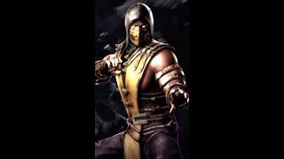 Scorpion Injustice Gods Among Us (New) #shorts
