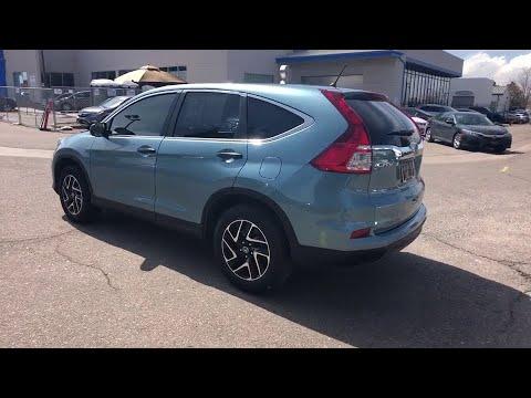 2016 Honda CR-V Aurora, Denver, Highland Ranch, Parker, Centennial, CO PH22967