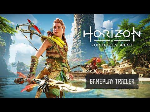 Horizon Forbidden West - Gameplay Trailer | PS5, PS4 | 4K