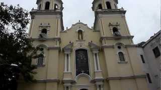 iglesia santa rosa de lima carrera 10 calle 10 barrio Santa Rosa cali valle colombia
