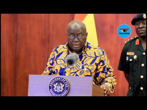 FULL SPEECH: Akufo-Addo's opening remarks at 'Encounter with the Media'