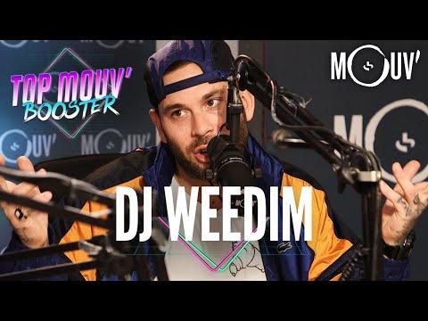 Youtube: DJ WEEDIM:«On n'a rien à envier au Rap US»