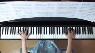 2012年8月12日 録画、 使用楽譜;ぷりんと楽譜・上級(採譜者・久木山 直)