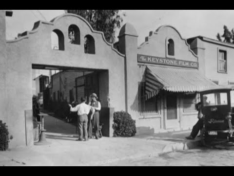 Mack Sennett Studio Tour