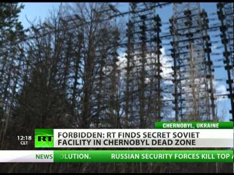 Chernobyl-2 Exclusive: RT at secret Soviet facility inside dead zone