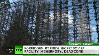Chernobyl-2 Exclusive: RT at secret Soviet facility inside dead zone(, 2011-04-22T11:26:47.000Z)