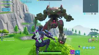 Fortnite SX B.R.U.T.E Glitch IN Creative