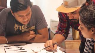 PFA Masterclass with Arpit Vyas | Charcoal Sketch Workshop | Pune