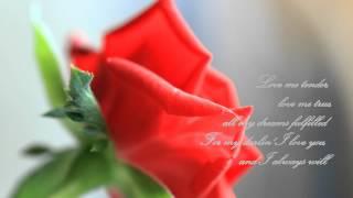 Love me tender,Katie Melua