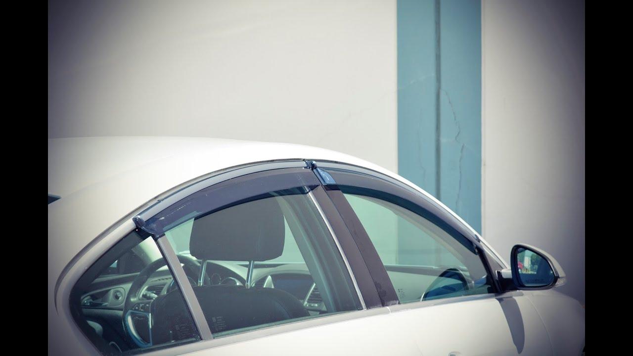 Buick Regal: Windows