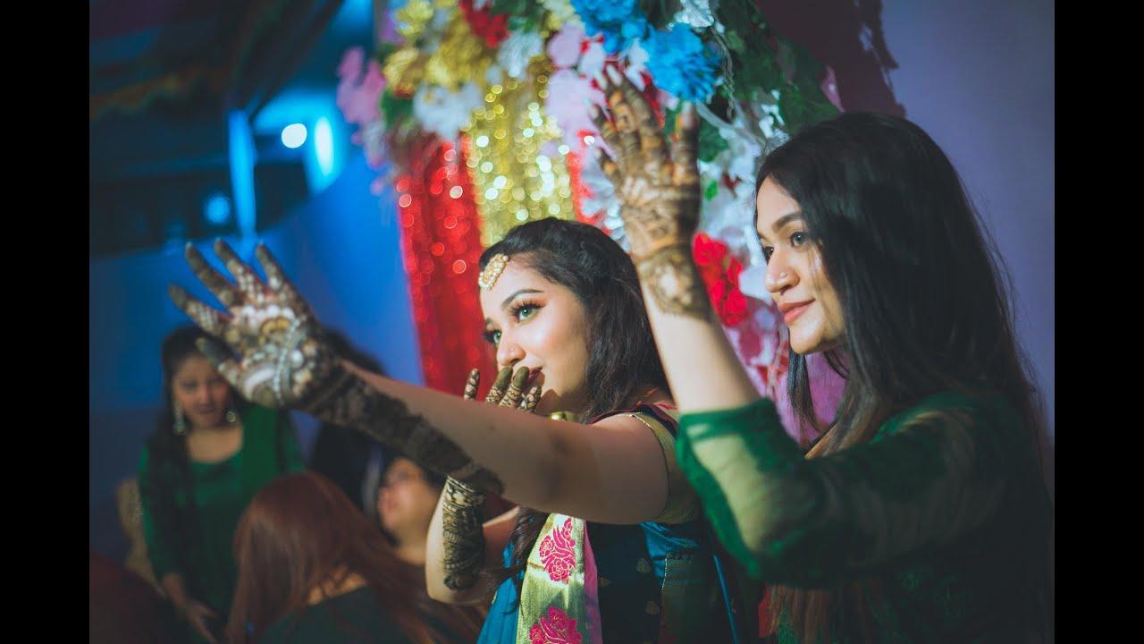 Drohee & Faham | Mehendi | Wedding Chronicle