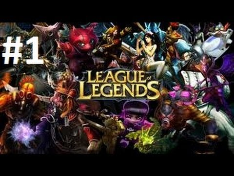 League Of Legends EP 1.(lettetterslakt)- PÅ NORSK