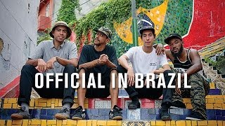 Baixar Official In Brazil -  TransWorld SKATEboarding