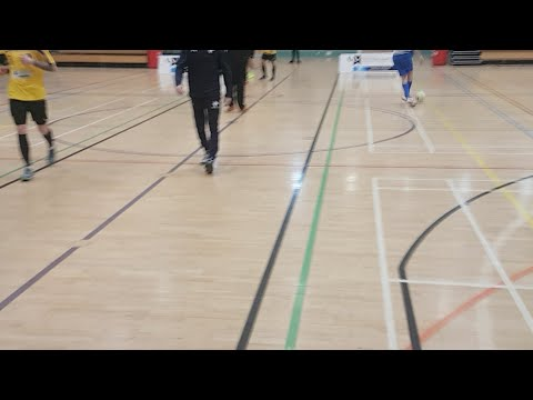FA Futsal Super League | Birmingham vs Oxford City Lions (Full Match)