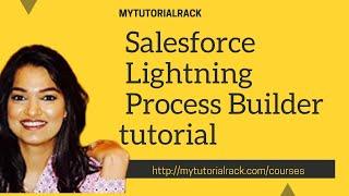 Salesforce Lightning Process Builder : Automatisch aanmaken van een record met Lightning Process Builder
