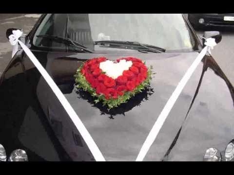 Autodekoration Für Hochzeit  inspiration