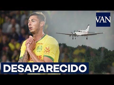 Desaparece el avión en el que viajaba Emiliano Sala rumbo a Cardiff