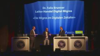 Die Migros im Digitalen Zeitalter. Keynote an der E-Commerce Connect 2016