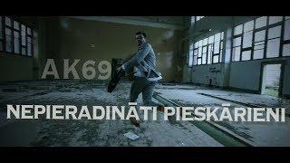 "Latvian rockband ak69 released their second studio album ""Nepieradi..."