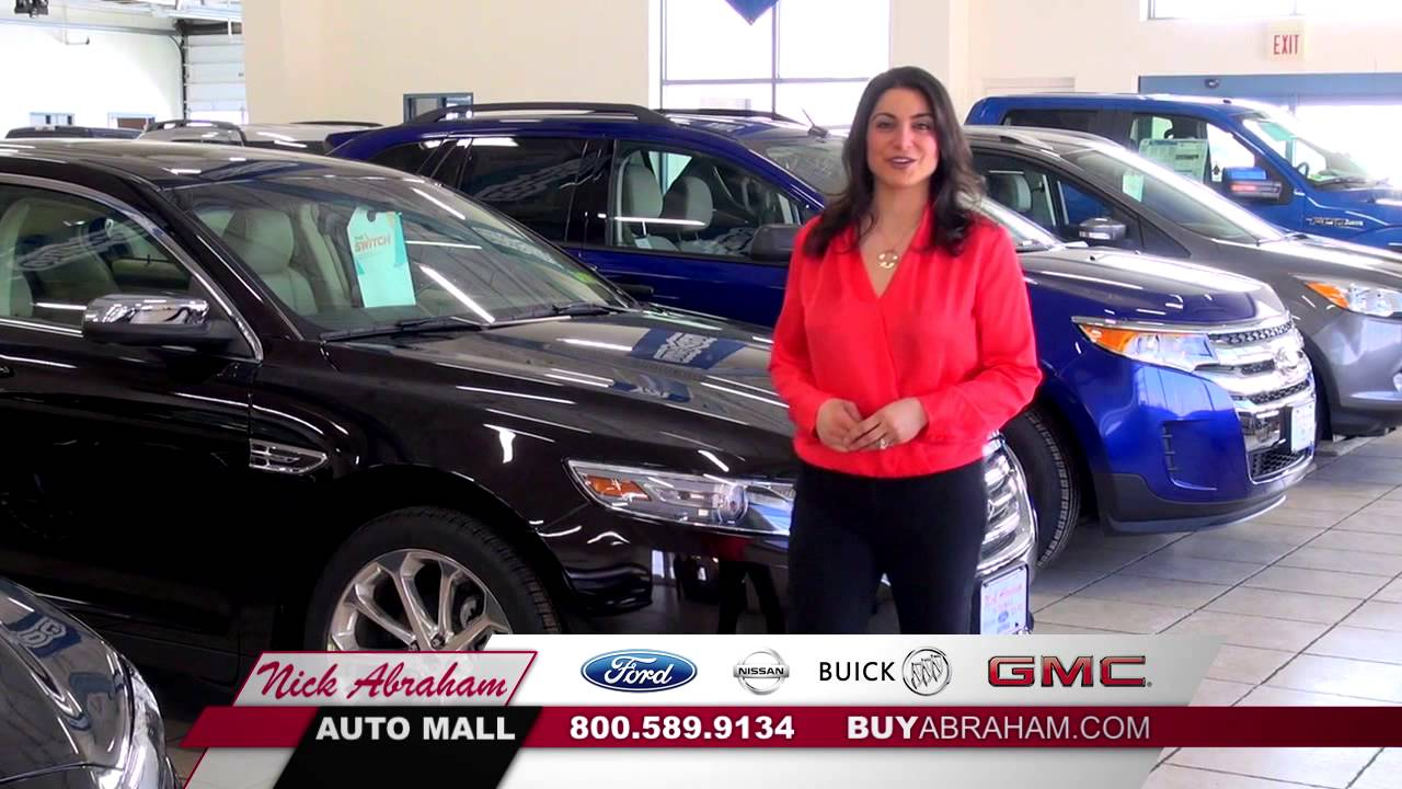 Mt Orab Auto Mall >> Nick Abraham Auto Mall Elyria Ford Buick GMC Nissan used ...