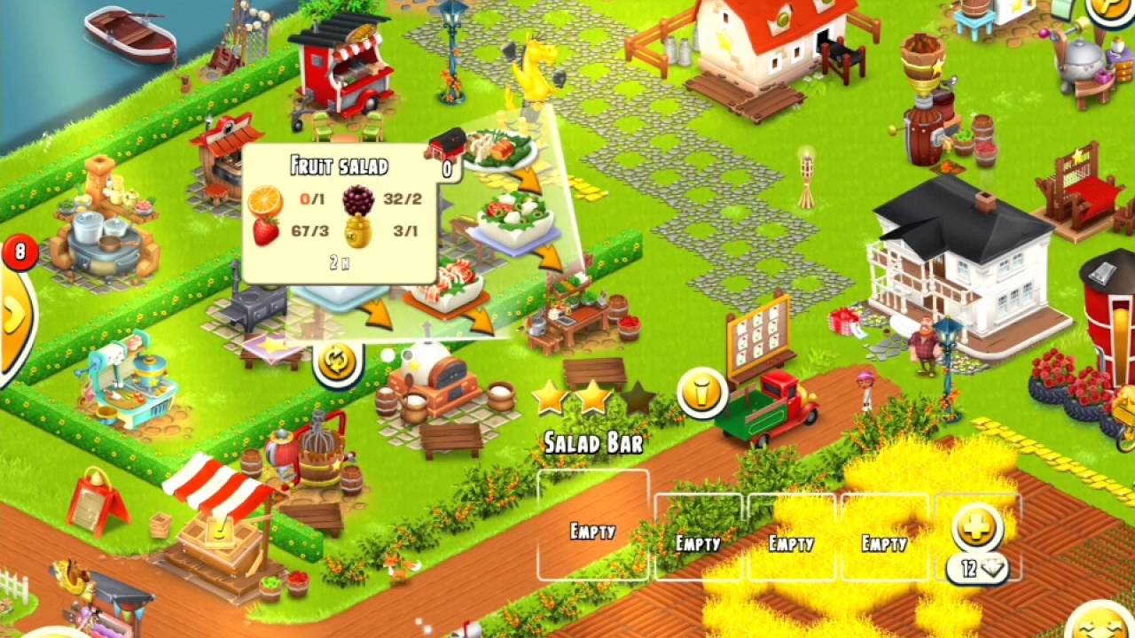 Kitchen Tea Games Hayday New Update New Product Tea Stand And Taco Kitchen Unbox