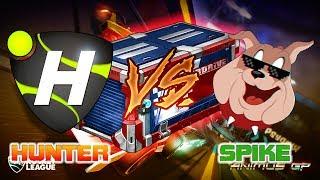 Case Battle со Спайком! Открываем OVERDRIVE!   Rocket League