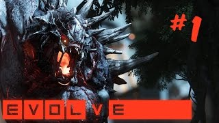 Evolve Gameplay Footage - Jordan