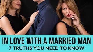 How to know a married man is serious about you