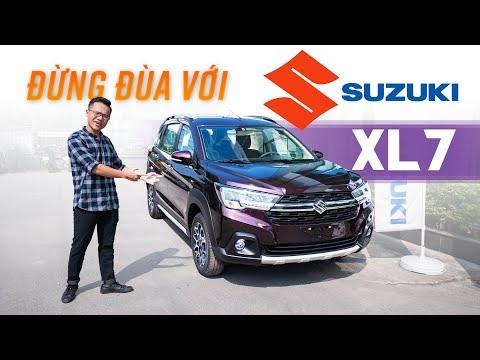 xe ô tô suzuki xl7