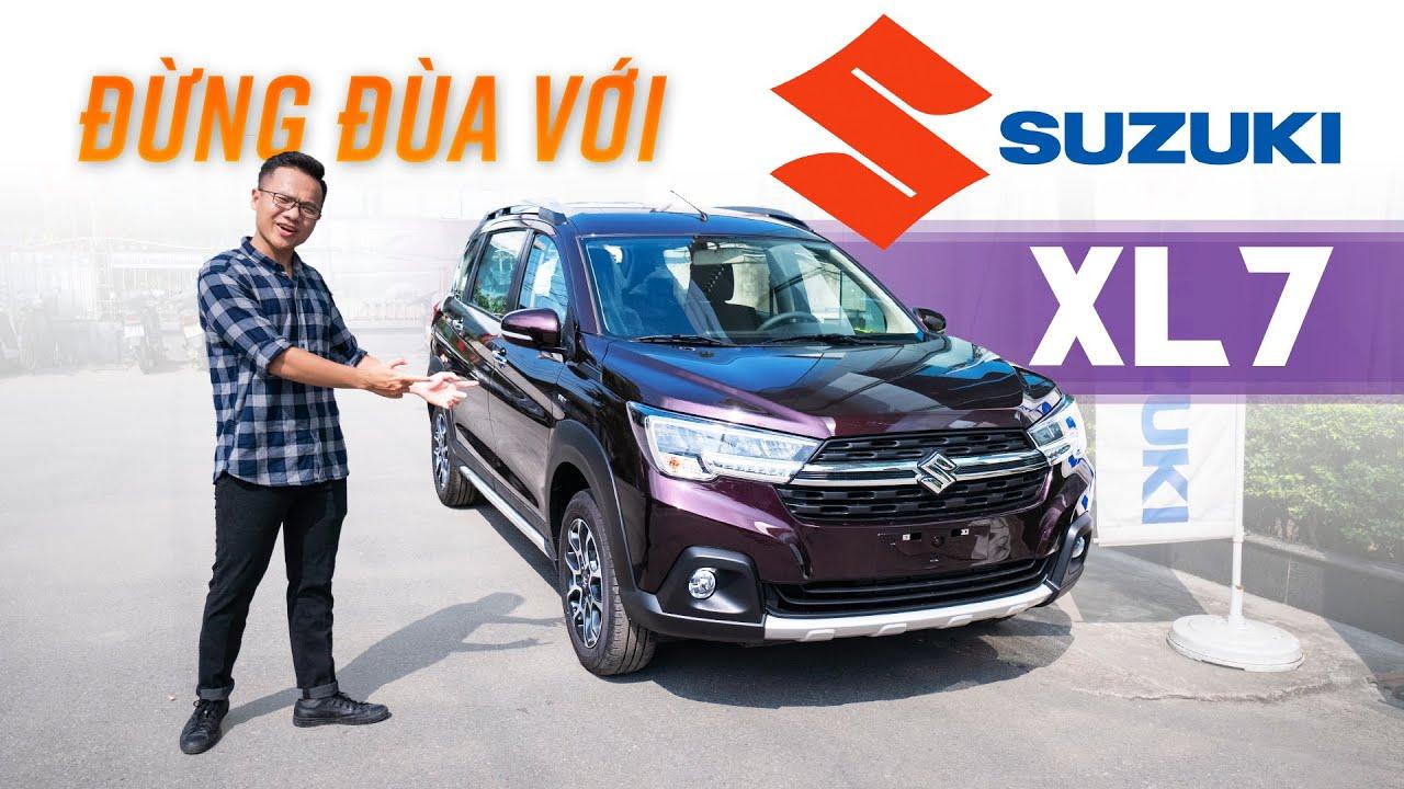 Suzuki XL7 mới ra mắt