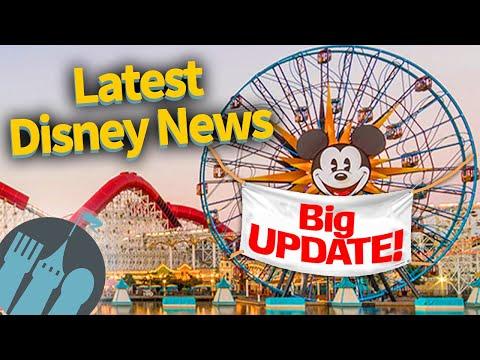 Latest Disney News: Disneyland Events & Updates, Disney Company Sees BIG Losses & MORE Parks News!