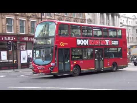 London Transport Buses London England Double Decker Buses