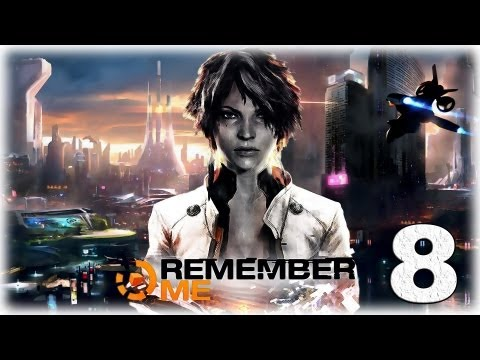 Смотреть прохождение игры Remember me. Серия 8 - Бастилия.