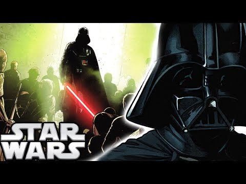 How Darth Vader Found the SECRET Dark Temple - Star Wars Explained