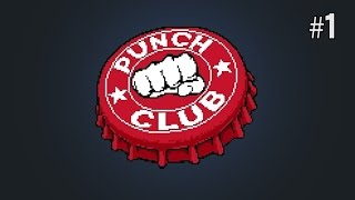 Twitch Livestream | Punch Club Part 1