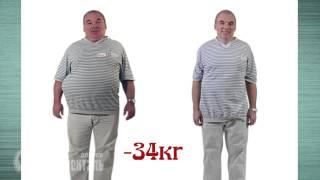 Андрей, Санкт-Петербург, −40 кг