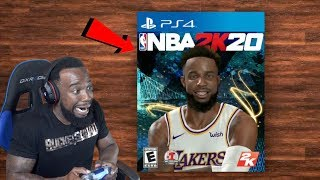 I MADE THE NBA 2K20 COVER!  MyCareer Ep. 106