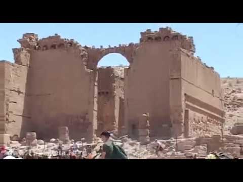 Петра. Древний город.Иордания.