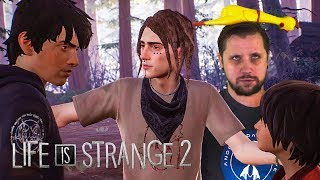 LIFE IS STRANGE 2 #3.2 -  Mój brat to EMO - WarGra